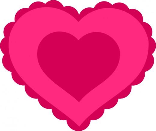 imagenes de corazones177 200 Imágenes de Corazones