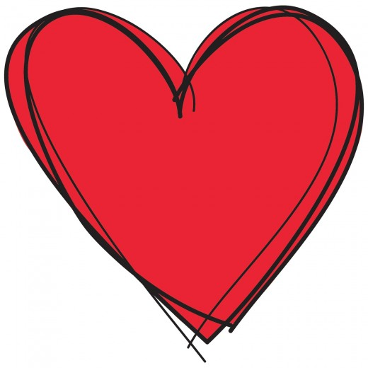 imagenes de corazones178 200 Imágenes de Corazones
