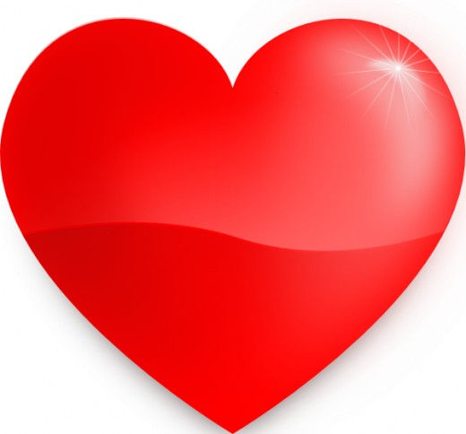 imagenes de corazones179 200 Imágenes de Corazones