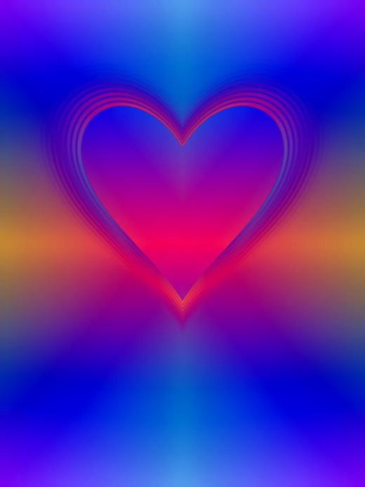 imagenes de corazones18 200 Imágenes de Corazones