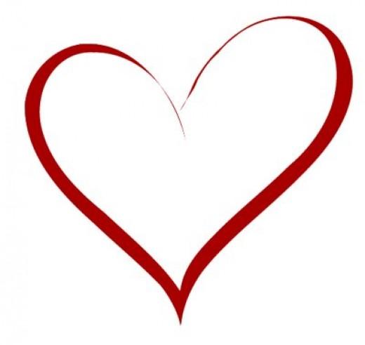 imagenes de corazones181 200 Imágenes de Corazones