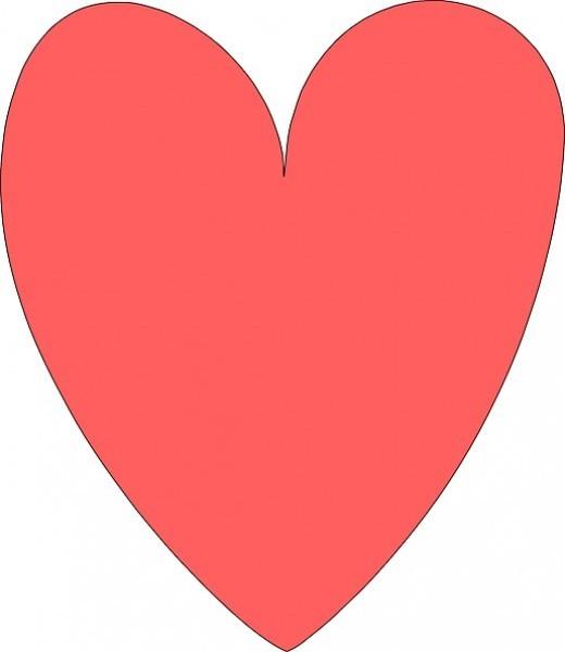 imagenes de corazones182 200 Imágenes de Corazones