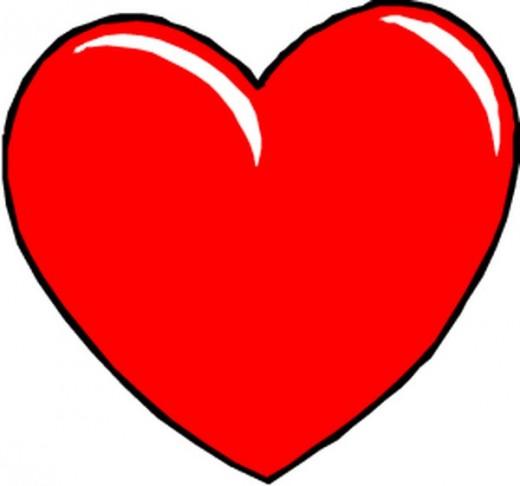 imagenes de corazones184 200 Imágenes de Corazones