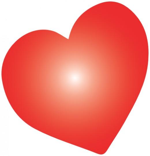 imagenes de corazones187 200 Imágenes de Corazones