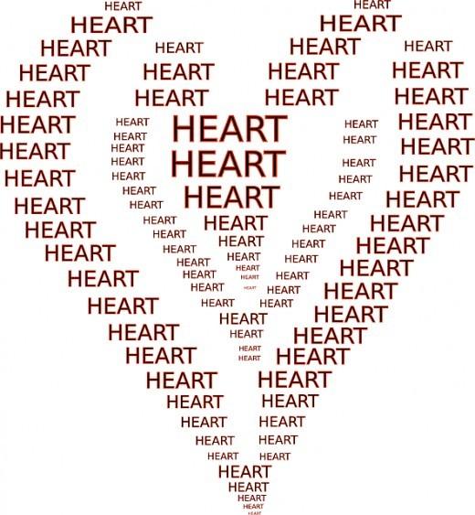 imagenes de corazones188 200 Imágenes de Corazones