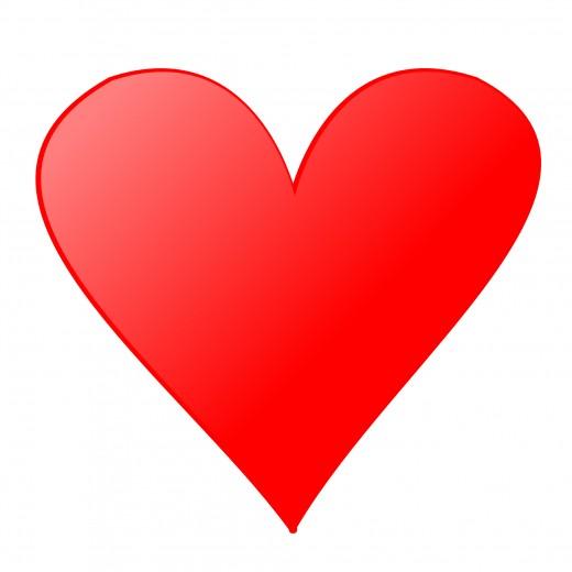 imagenes de corazones189 200 Imágenes de Corazones