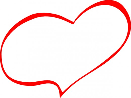 imagenes de corazones191 200 Imágenes de Corazones