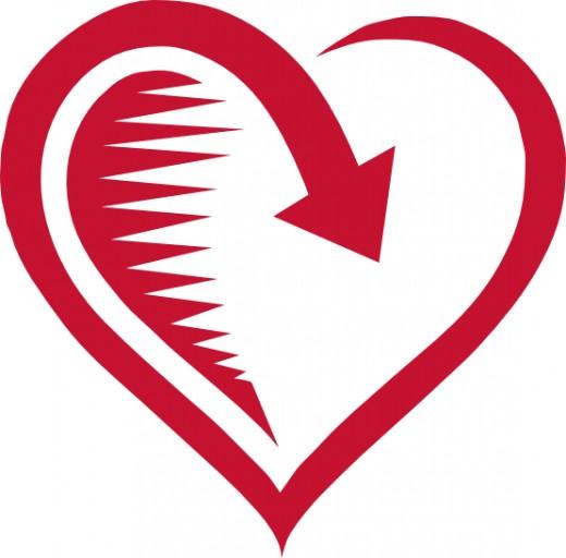 imagenes de corazones193 200 Imágenes de Corazones