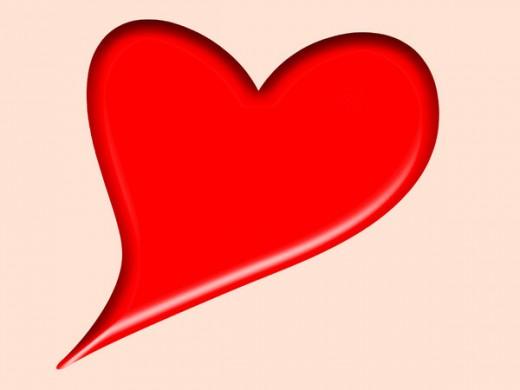 imagenes de corazones195 200 Imágenes de Corazones
