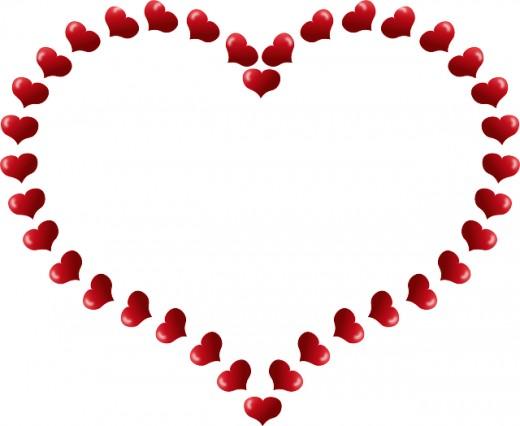 imagenes de corazones197 200 Imágenes de Corazones