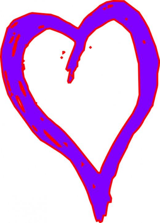 imagenes de corazones198 200 Imágenes de Corazones