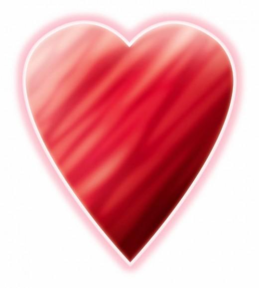 imagenes de corazones202 200 Imágenes de Corazones