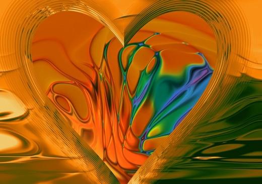 imagenes de corazones25 200 Imágenes de Corazones