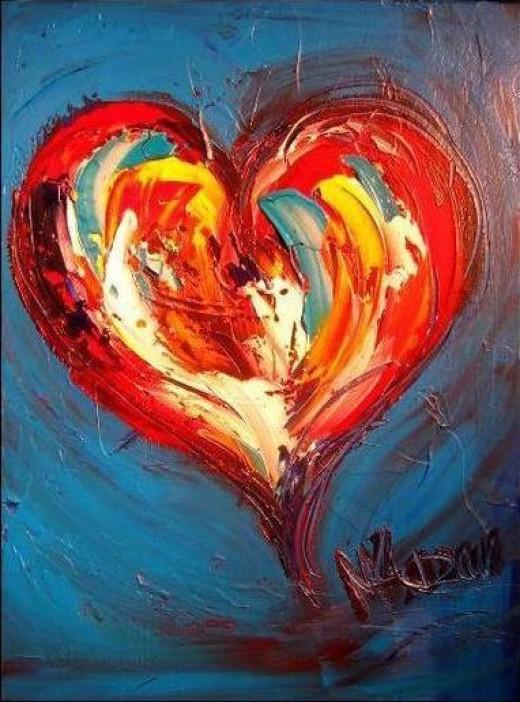 imagenes de corazones26 200 Imágenes de Corazones