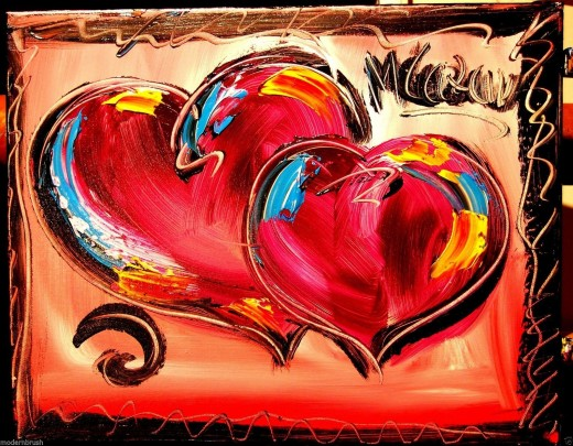 imagenes de corazones27 200 Imágenes de Corazones