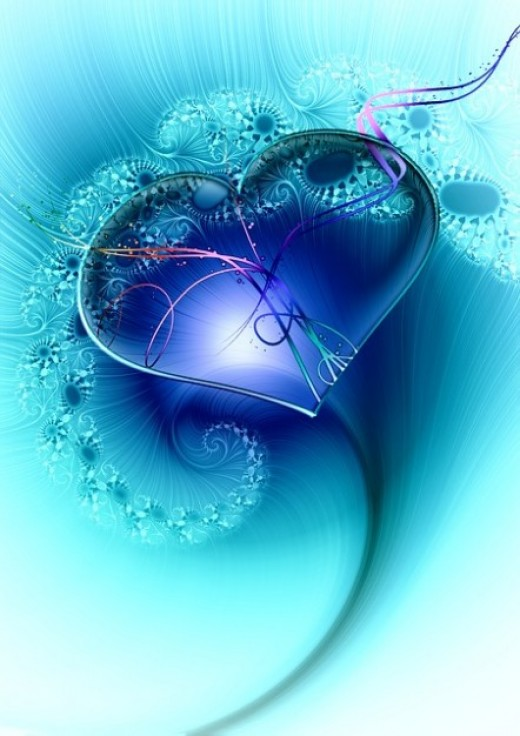 imagenes de corazones29 200 Imágenes de Corazones