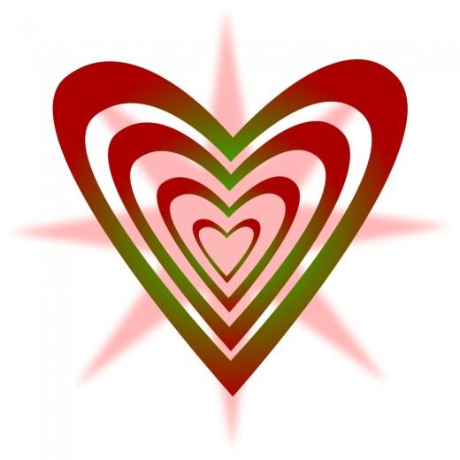 imagenes de corazones3 200 Imágenes de Corazones