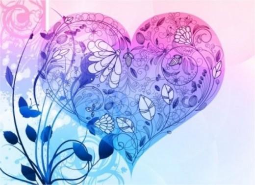imagenes de corazones31 200 Imágenes de Corazones