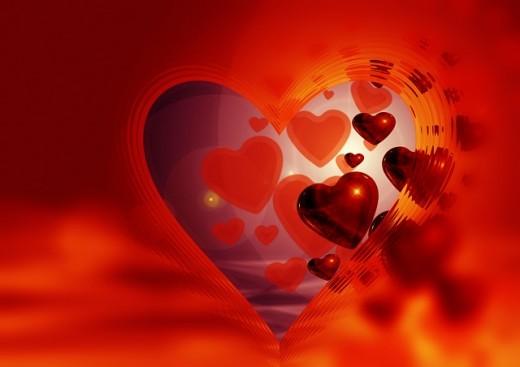imagenes de corazones32 200 Imágenes de Corazones
