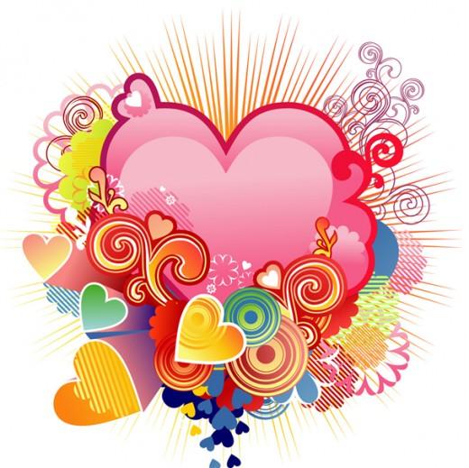 imagenes de corazones34 200 Imágenes de Corazones