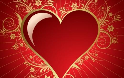imagenes de corazones37 200 Imágenes de Corazones
