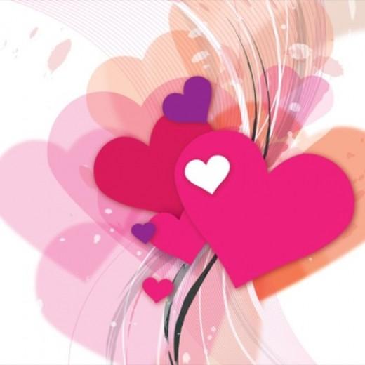 imagenes de corazones40 200 Imágenes de Corazones