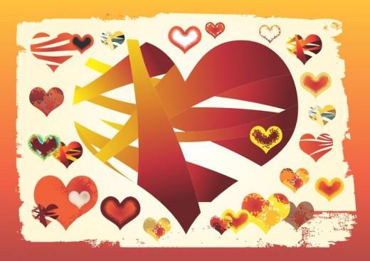 imagenes de corazones43 200 Imágenes de Corazones