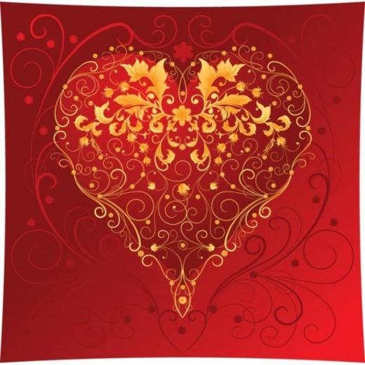 imagenes de corazones48 200 Imágenes de Corazones