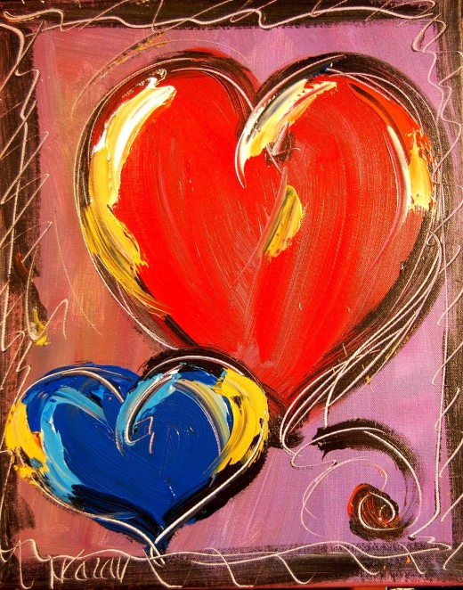 imagenes de corazones52 200 Imágenes de Corazones