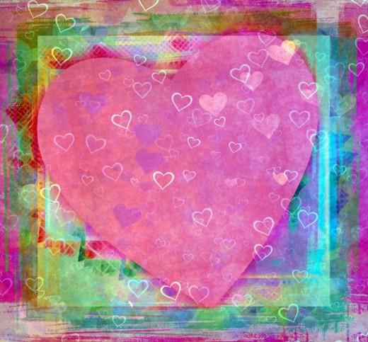 imagenes de corazones56 200 Imágenes de Corazones