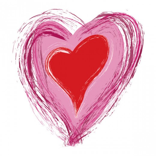 imagenes de corazones58 200 Imágenes de Corazones