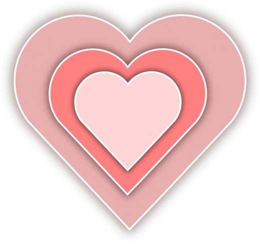imagenes de corazones60 200 Imágenes de Corazones