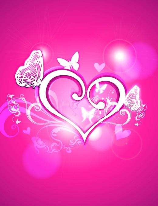 imagenes de corazones61 200 Imágenes de Corazones