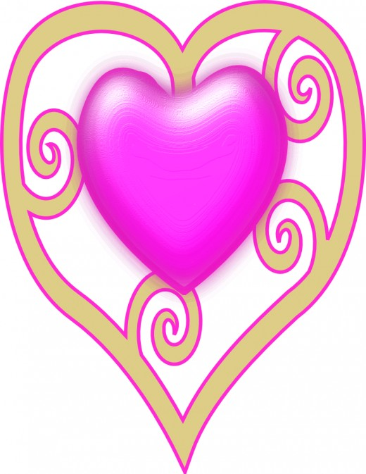 imagenes de corazones62 200 Imágenes de Corazones
