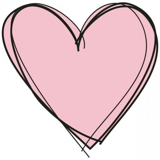 imagenes de corazones64 200 Imágenes de Corazones