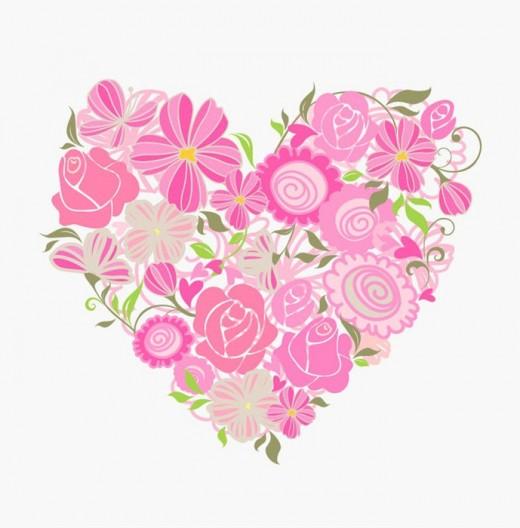 imagenes de corazones68 200 Imágenes de Corazones