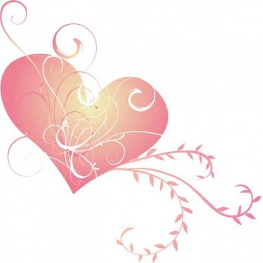 imagenes de corazones72 200 Imágenes de Corazones