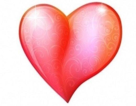 imagenes de corazones73 200 Imágenes de Corazones