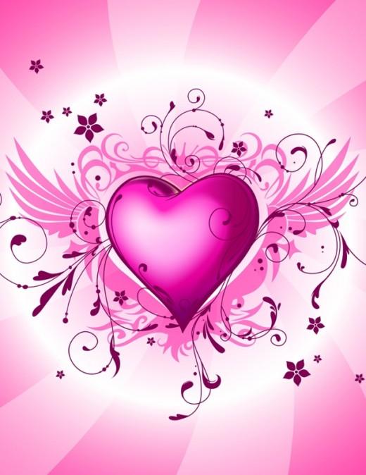 imagenes de corazones74 200 Imágenes de Corazones
