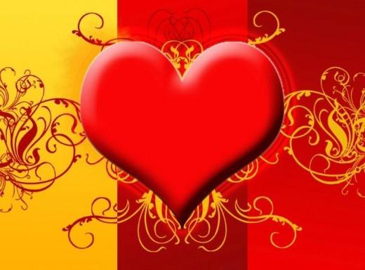 imagenes de corazones8 200 Imágenes de Corazones