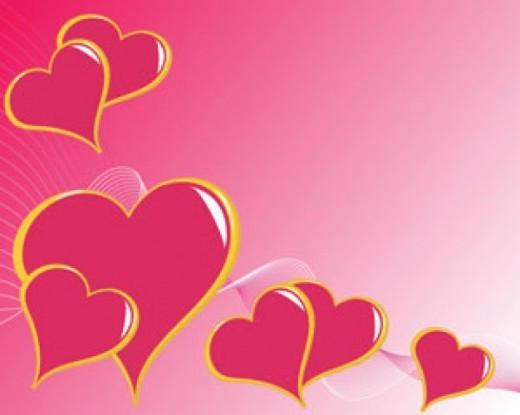 imagenes de corazones80 200 Imágenes de Corazones
