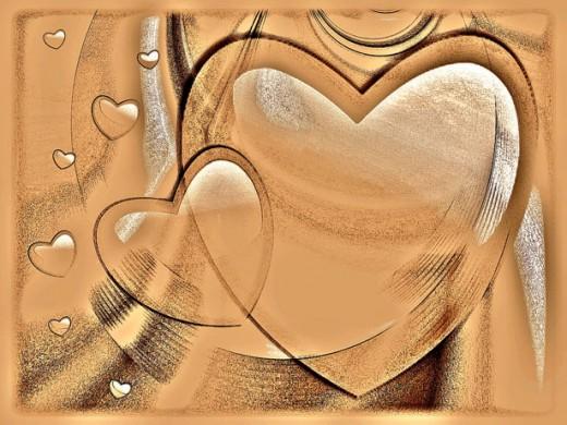 imagenes de corazones81 200 Imágenes de Corazones