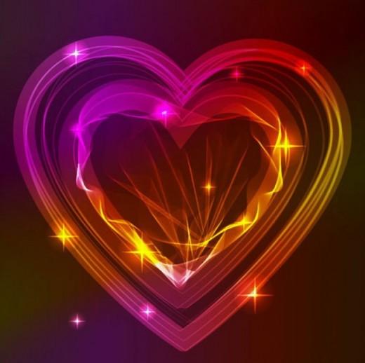 imagenes de corazones86 200 Imágenes de Corazones