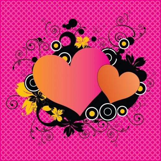 imagenes de corazones93 200 Imágenes de Corazones
