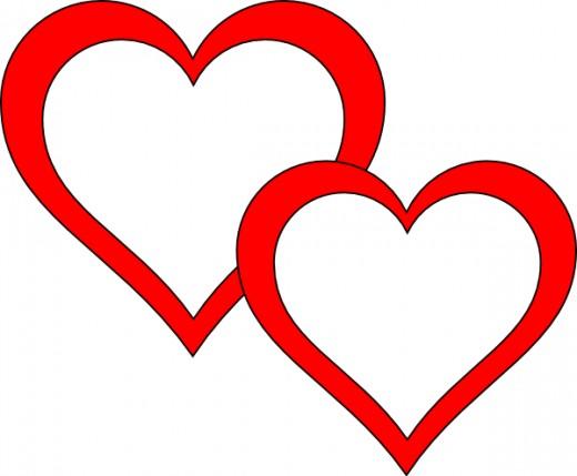 imagenes de corazones95 200 Imágenes de Corazones