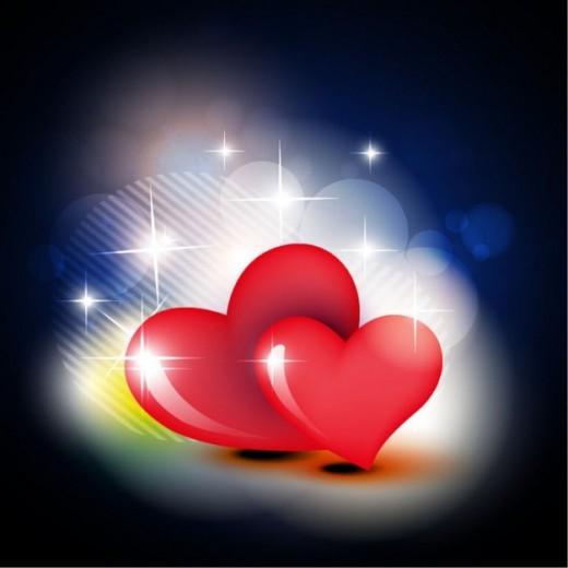 imagenes de corazones96 200 Imágenes de Corazones