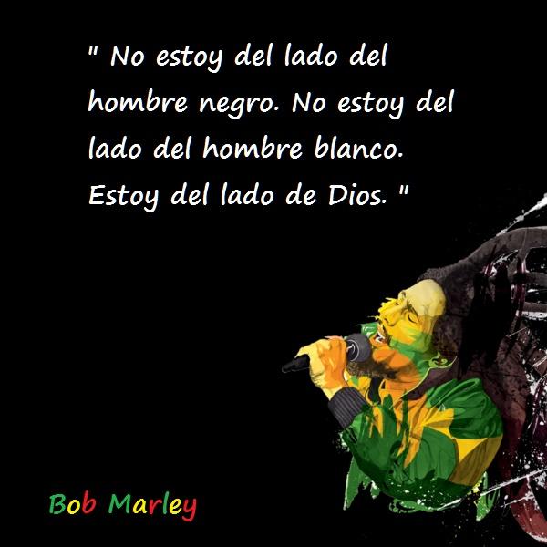 Bob marley frases 1 Imágenes con Frases de Bob Marley