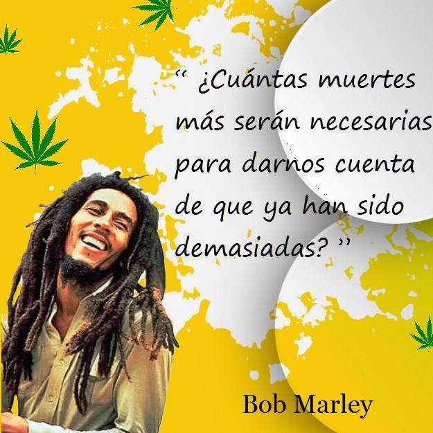 Bob marley frases 12 Imágenes con Frases de Bob Marley