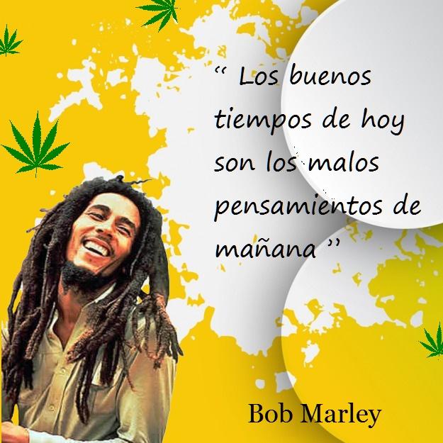 Bob marley frases 14 Imágenes con Frases de Bob Marley