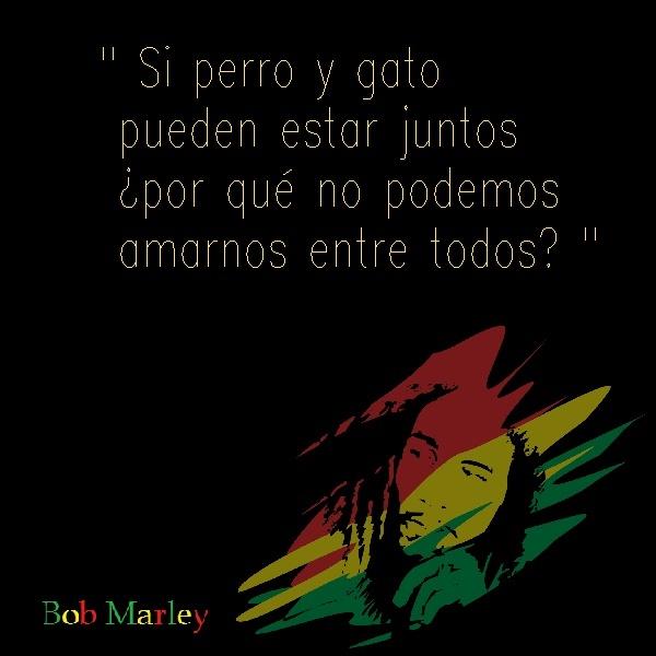 Bob marley frases 30 Imágenes con Frases de Bob Marley